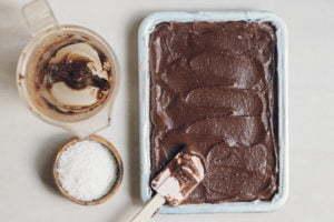 rawfood choklad kokos